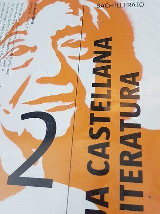 Libro Lengua castellana y literatura 2 Bachillerat