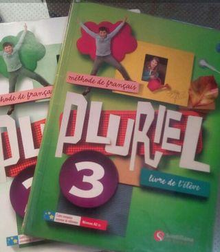 libros de 3 eso