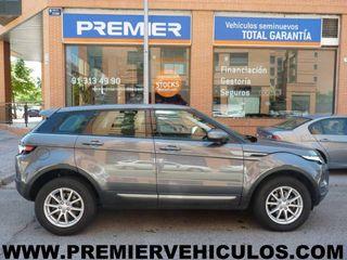 Land-Rover Range Rover Evoque 2.0L eD4 Diesel