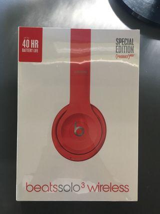 Beats Solo3 wireless - Red Ed.