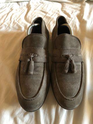 Zapatos Etro ante 100% originales 42/43