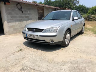 Ford Mondeo 2003 tdci