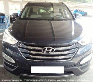 Hyundai Santa Fe 2.0 CRDI 150 CV. KLASS SKY NAV. 7