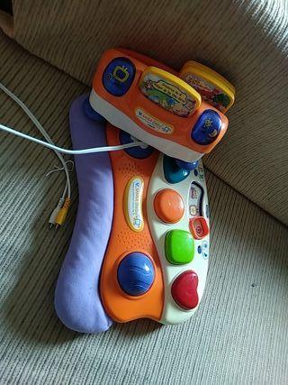 juguete bebé consola vtech
