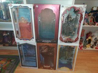 Cajas muñecas edición limitada Disney Store