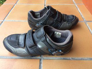 Zapatillas bicleta.