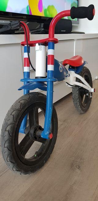 Bicicleta evolutiva niño 1-3 años