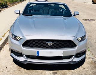 Ford Mustang v6 3.7 cabrio aut.