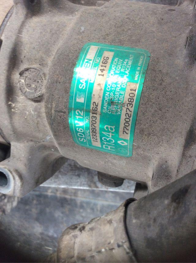 Compresor aire Renault