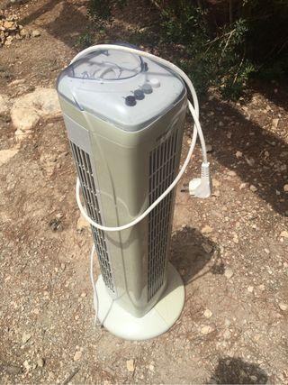 Ventilador vertical Thegozo