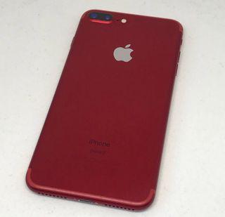 Iphone 7+ Rojo Edición
