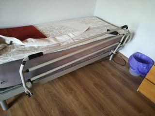 barandilla para cama de ortopedia