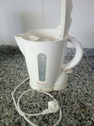 Calentador de agua Moulinex