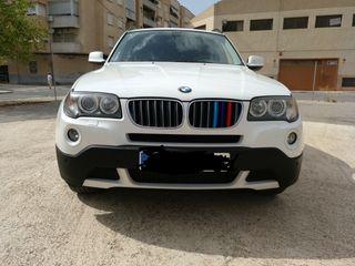 BMW X3 2.0d Xdrive 2010