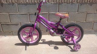 Bicicleta Americana de Niña (MONGOOSE)