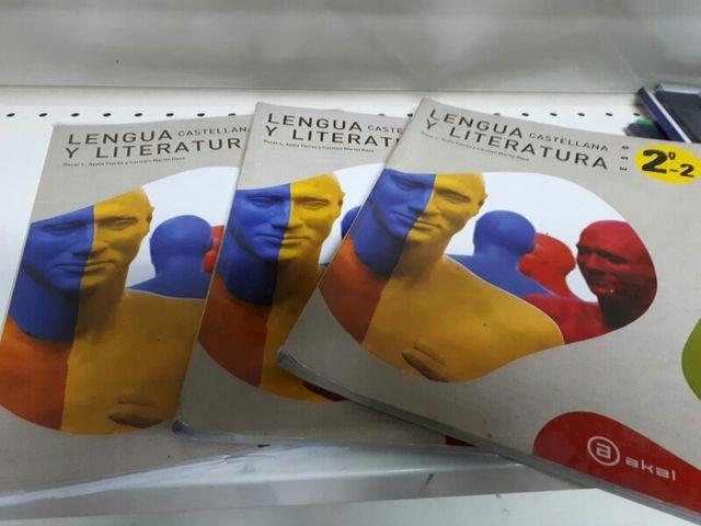libro 2°ESO lengua