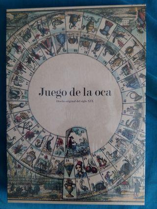 Juego de la Oca Museo del Prado