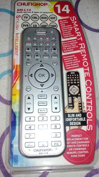 mando a distancia universal clonador