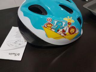 casco para niño/a btwin