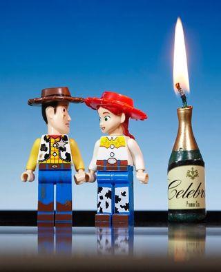 Toy Story Jessie y Woody figuras PRECINTADAS