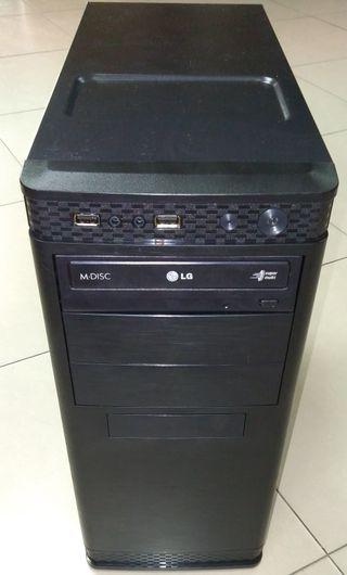 Torre Ordenador ATX B-MOVE ORION Negro