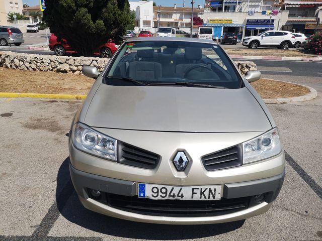 Renault Megane 1.6 110 descapotable 2007
