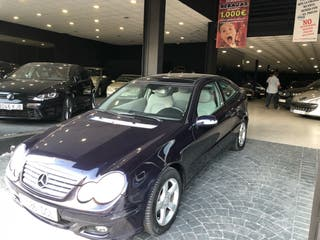 Mercedes-benz Clase C 200 Sport coupe
