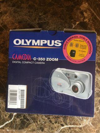 CÁMARA DIGITAL COMPACT OLYMPUS