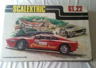 SCALEXTRIC GT.22