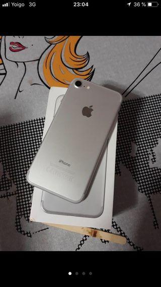 Iphone 7 32gb cambió por 7 plus