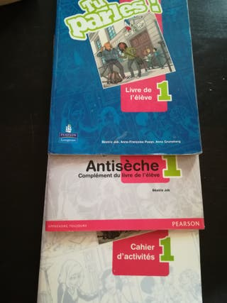 Libros Frances 1 ESO Pearson Longman