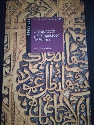 Libro El arquitecto y el emperador de arabia