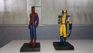 Marvel Figuras de plomo