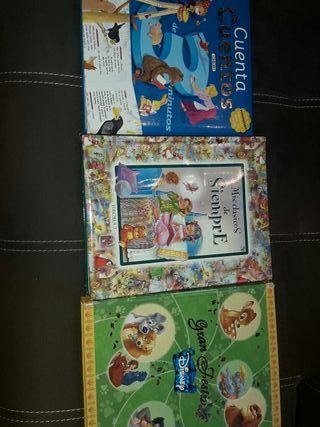 Lote solo 10 euros. Libros infantiles clásicos