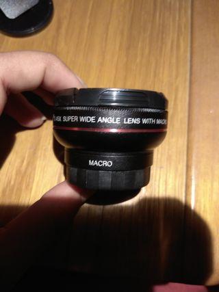 lente para mobil fisheye nueva