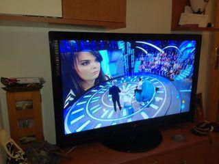 televisión lg 57pulgadas