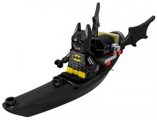 Batman lancha figura PRECINTADA