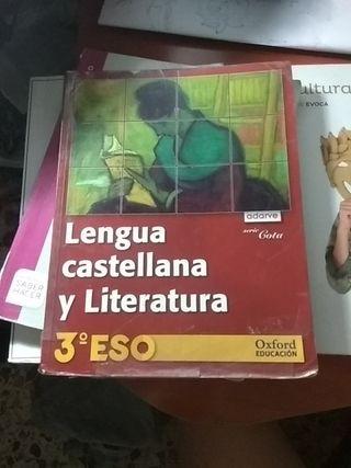 Libro Lengua 3° ESO