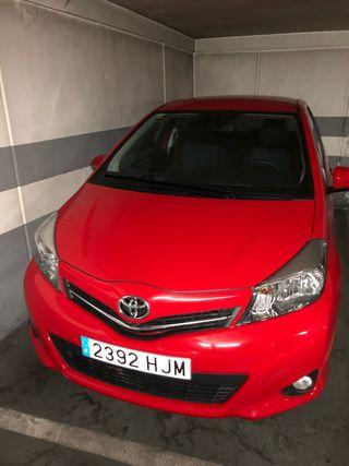 Toyota Yaris multidrive active