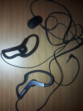 auriculares deporte sony