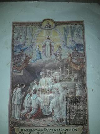 imagen primera comunion 1945
