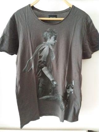 Camisetas Zara hombre de segunda mano en Madrid en WALLAPOP cea63fa12ee