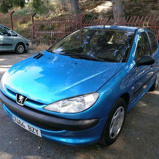 Peugeot 206 2002 1.4 hdi 5 p