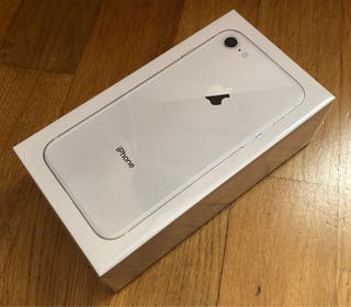 Iphone 8 de 64 gb plata