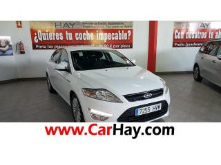 Ford Mondeo 2.0 TDCI Limited Edition 103 kW (140 CV)