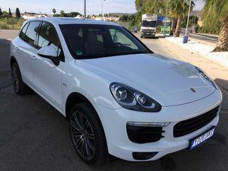 Porsche Cayenne D Platinum Edition 262cv
