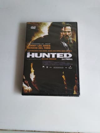 The Hanted (La Presa) DVD