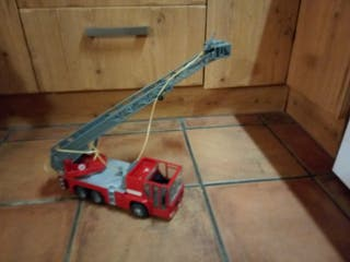 camion de bomberos de juguete