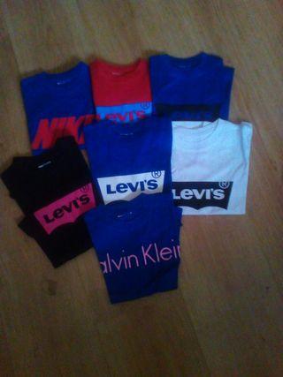 camisetas 2 años