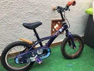 Bici niño 4-5 años